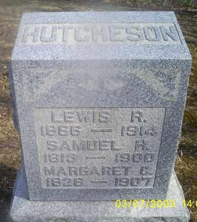 HUTCHESON, MARGARET G. - Hocking County, Ohio | MARGARET G. HUTCHESON - Ohio Gravestone Photos