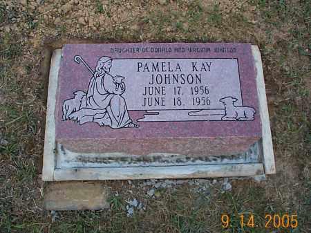 JOHNSON, PAMELA KAY - Hocking County, Ohio | PAMELA KAY JOHNSON - Ohio Gravestone Photos