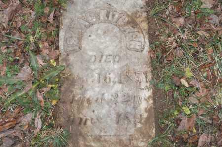 KITCHEN, ISAAC - Hocking County, Ohio   ISAAC KITCHEN - Ohio Gravestone Photos