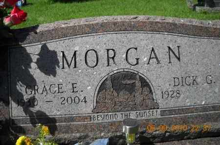 MORGAN, DICK - Hocking County, Ohio | DICK MORGAN - Ohio Gravestone Photos