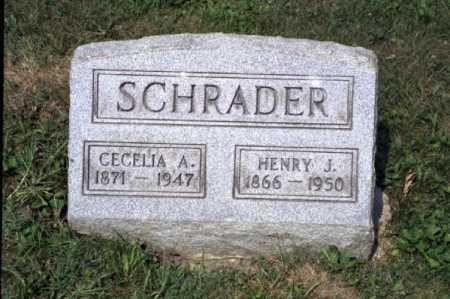 SCHRADER, JOSEPH HENRY - Hocking County, Ohio   JOSEPH HENRY SCHRADER - Ohio Gravestone Photos
