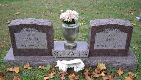 SCHRADER, IDA MAE - Hocking County, Ohio | IDA MAE SCHRADER - Ohio Gravestone Photos