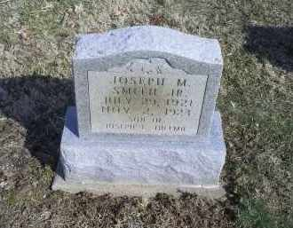 SMITH, JOSEPH M. JR. - Hocking County, Ohio | JOSEPH M. JR. SMITH - Ohio Gravestone Photos