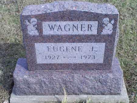 WAGNER, EUGENE J. - Hocking County, Ohio | EUGENE J. WAGNER - Ohio Gravestone Photos