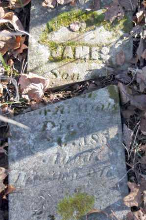 WATTS, JAMES - Hocking County, Ohio   JAMES WATTS - Ohio Gravestone Photos