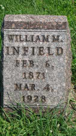 INFIELD, WILLIAM - Holmes County, Ohio | WILLIAM INFIELD - Ohio Gravestone Photos