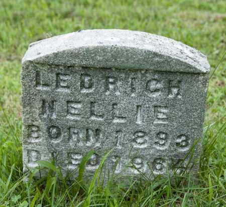 LEDRICH, NELLIE - Holmes County, Ohio | NELLIE LEDRICH - Ohio Gravestone Photos