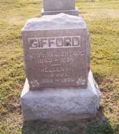 WYCKOFF GIFFORD, HELLEN M. - Huron County, Ohio | HELLEN M. WYCKOFF GIFFORD - Ohio Gravestone Photos