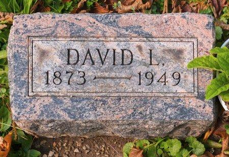 MARTIN, DAVID L - Huron County, Ohio | DAVID L MARTIN - Ohio Gravestone Photos