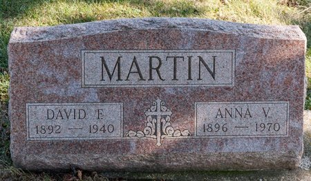 MARTIN, DAVID F - Huron County, Ohio | DAVID F MARTIN - Ohio Gravestone Photos