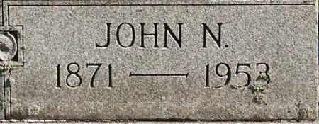 MARTIN, JOHN N - Huron County, Ohio | JOHN N MARTIN - Ohio Gravestone Photos