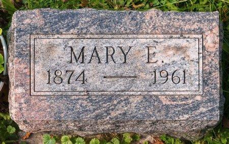 MARTIN, MARY E - Huron County, Ohio | MARY E MARTIN - Ohio Gravestone Photos