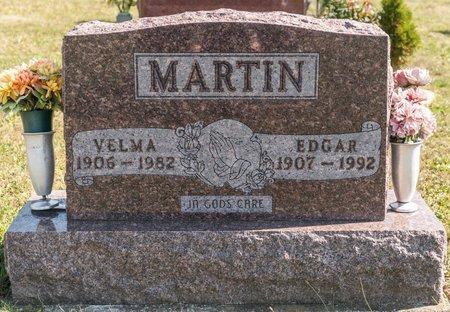 MARTIN, EDGAR - Huron County, Ohio | EDGAR MARTIN - Ohio Gravestone Photos
