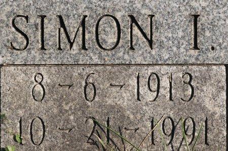 MYERS, SIMON I - Huron County, Ohio   SIMON I MYERS - Ohio Gravestone Photos