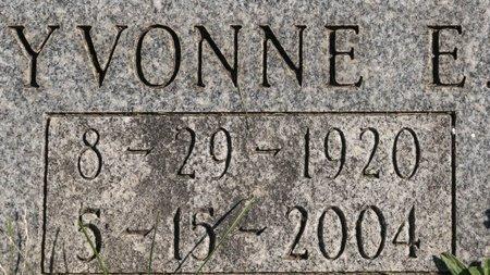 MYERS, YVONNE E - Huron County, Ohio | YVONNE E MYERS - Ohio Gravestone Photos