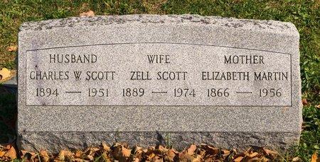 MARTIN, ELIZABETH - Huron County, Ohio   ELIZABETH MARTIN - Ohio Gravestone Photos