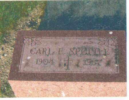 SPETTLE (SPETTEL), CARL F. - Huron County, Ohio   CARL F. SPETTLE (SPETTEL) - Ohio Gravestone Photos