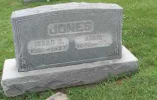 JONES, ANNIE - Jackson County, Ohio | ANNIE JONES - Ohio Gravestone Photos