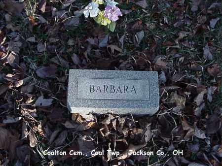 MEYERS, BARBARA - Jackson County, Ohio | BARBARA MEYERS - Ohio Gravestone Photos