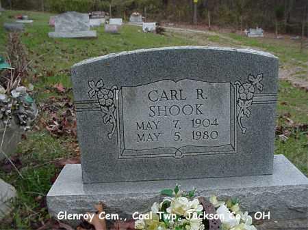 SHOOK, CARL - Jackson County, Ohio   CARL SHOOK - Ohio Gravestone Photos