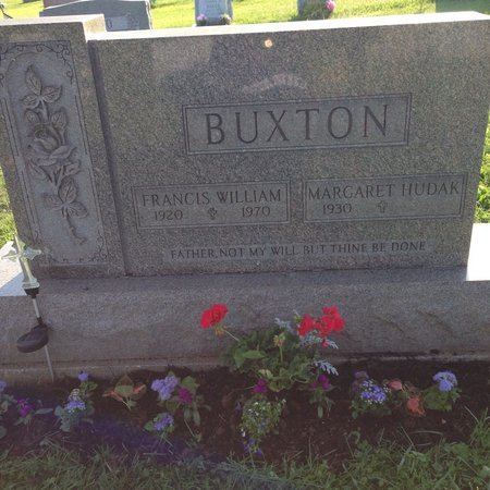 BUXTON, MARGARET - Jefferson County, Ohio | MARGARET BUXTON - Ohio Gravestone Photos