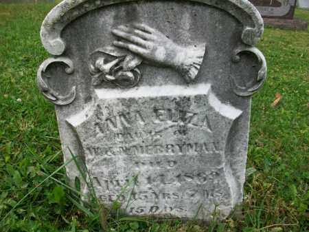 MERRYMAN, ANNA ELIZA - Jefferson County, Ohio | ANNA ELIZA MERRYMAN - Ohio Gravestone Photos