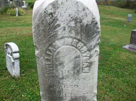 MERRYMAN, WILLIAM M - Jefferson County, Ohio   WILLIAM M MERRYMAN - Ohio Gravestone Photos