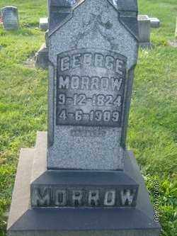 MORROW, GEORGE F. - Jefferson County, Ohio | GEORGE F. MORROW - Ohio Gravestone Photos