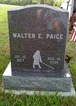 PAICE, WALTER EUGENE - Jefferson County, Ohio | WALTER EUGENE PAICE - Ohio Gravestone Photos