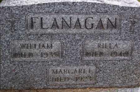 FLANAGAN, RILLA - Knox County, Ohio | RILLA FLANAGAN - Ohio Gravestone Photos