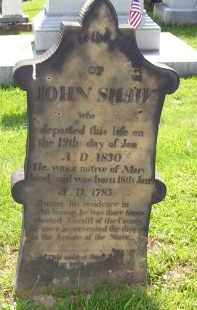 SHAW, JOHN - Knox County, Ohio   JOHN SHAW - Ohio Gravestone Photos