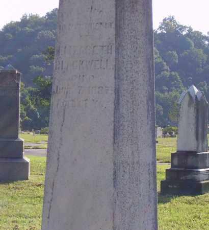 BLACKWELL, ELIZABETH - Lawrence County, Ohio | ELIZABETH BLACKWELL - Ohio Gravestone Photos