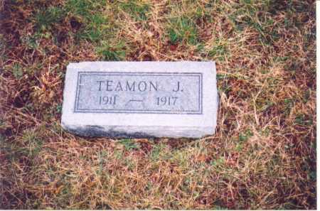 HAIRSTON, TEAMON J. - Lawrence County, Ohio   TEAMON J. HAIRSTON - Ohio Gravestone Photos