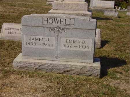 HOWELL, JAMES J. - Lawrence County, Ohio | JAMES J. HOWELL - Ohio Gravestone Photos