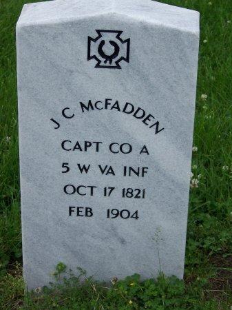 MCFADDEN (CW), J. C. - Lawrence County, Ohio | J. C. MCFADDEN (CW) - Ohio Gravestone Photos