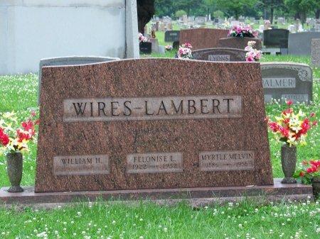 LAMBERT, FELONISE L. - Lawrence County, Ohio | FELONISE L. LAMBERT - Ohio Gravestone Photos