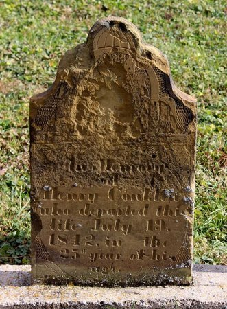 CONKLIN, HENRY - Licking County, Ohio | HENRY CONKLIN - Ohio Gravestone Photos