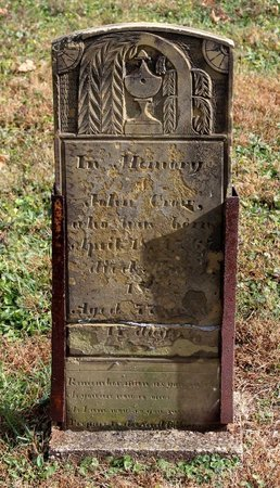CROW, JOHN - Licking County, Ohio | JOHN CROW - Ohio Gravestone Photos
