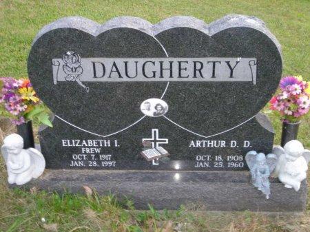 DAUGHERTY, ARTHUR DARRELL DEWAYNE - Licking County, Ohio   ARTHUR DARRELL DEWAYNE DAUGHERTY - Ohio Gravestone Photos
