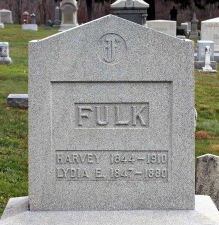 FULK, LYDIA E. - Licking County, Ohio | LYDIA E. FULK - Ohio Gravestone Photos