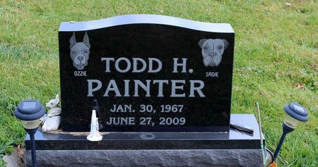 PAINTER, TODD H. - Licking County, Ohio   TODD H. PAINTER - Ohio Gravestone Photos