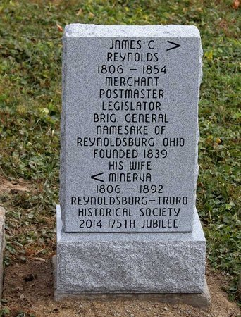 REYNOLDS, JAMES C. - Licking County, Ohio | JAMES C. REYNOLDS - Ohio Gravestone Photos
