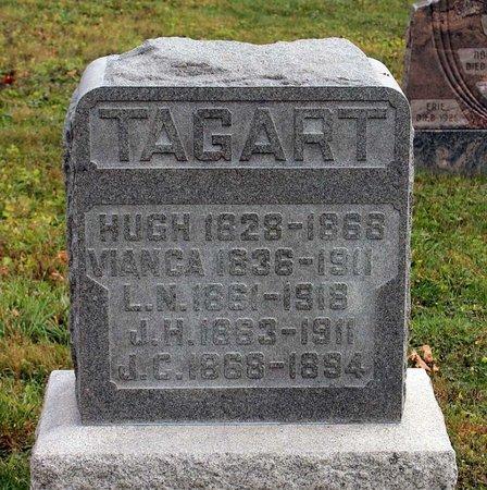 TAGART, J. C. - Licking County, Ohio | J. C. TAGART - Ohio Gravestone Photos
