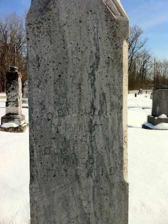 TROUT, DERILUS - Licking County, Ohio   DERILUS TROUT - Ohio Gravestone Photos