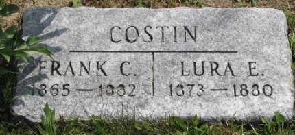 COSTIN, FRANK - Logan County, Ohio | FRANK COSTIN - Ohio Gravestone Photos