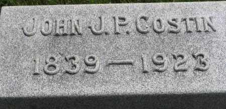 COSTIN, JOHN - Logan County, Ohio | JOHN COSTIN - Ohio Gravestone Photos