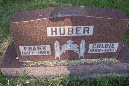HUBER, FRANK - Logan County, Ohio | FRANK HUBER - Ohio Gravestone Photos