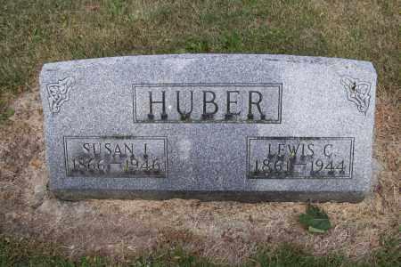 HUBER, SUSAN I. - Logan County, Ohio | SUSAN I. HUBER - Ohio Gravestone Photos