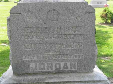 IRVINE JORDAN, MARGARET - Logan County, Ohio | MARGARET IRVINE JORDAN - Ohio Gravestone Photos