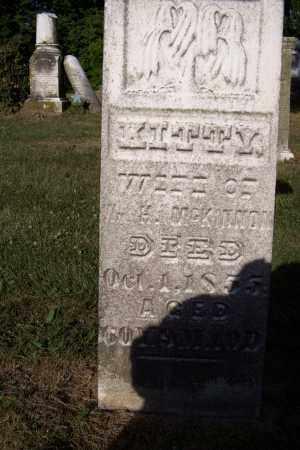 FOLEY MCKINNON, KITTY - Logan County, Ohio | KITTY FOLEY MCKINNON - Ohio Gravestone Photos